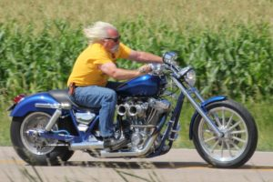 Canceled-Crazy John Markwald Bike Show