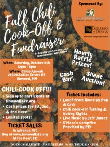 Fall Chili Cook-Off and Fundraiser