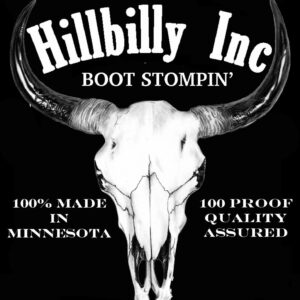 Hillbilly Inc - New Year's Eve Bash @ Route 65 Pub & Grub