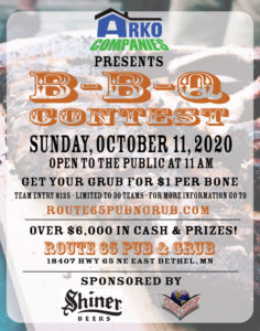 Arko Companies Presents: Route 65 BBQ Contest